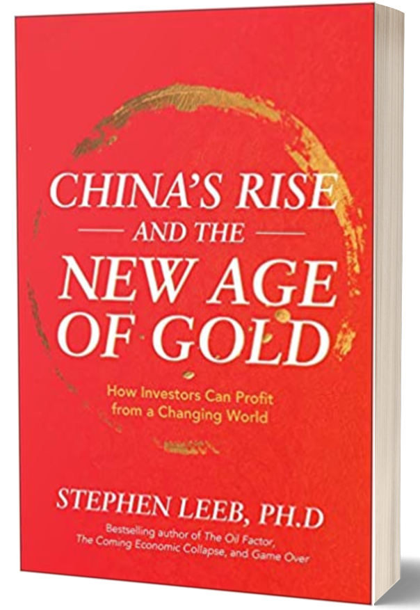 The Greatest Global Crisis And Why Gold Plays A Vital Role  China's Rise and the New Age of Gold: Investment News presented by World Renowned Economist, Money Manager & Finance Expert Dr. Stephen Leeb Ph.D. Founder of Leeb Capital Management Leeb.net